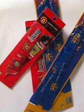 BARCELONA- MANCHESTER UNITED  Neck Lanyard Strap Cell Mobile Phone- PHONE CHAIN