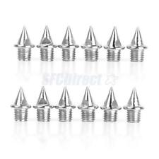 Footful 12 Replacement Spikes for Track Field Sports Runnning Shoes 7mm 8mm 13mm