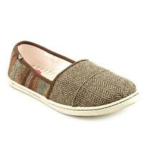 Roxy Matey Womens Textile Flats Shoes New/Display