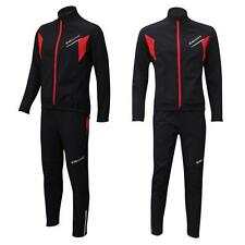 Winter Thermal Warm Fleece Cycling Clothing Set Sportswear Bicycle Outdoor Men