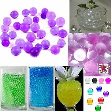 Crystal Water Gel Beads Jelly Water Pearl For Centerpiece Wedding Vase Filler