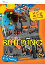 NEW On the Building Site by Faye Cowen Paperback Book Free Shipping