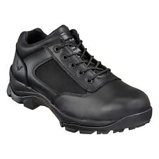 Thorogood 834-6042 Men's Black Leather Oxford Academy Uniform Shoes