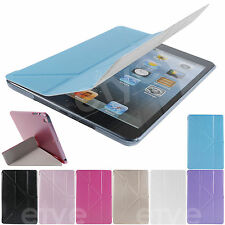 Smart Cover Wake/Sleep Stand Magnetic Slim Case For Apple iPad / Mini / Ipad Air