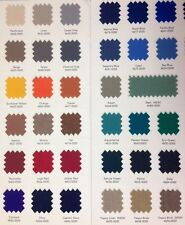 "Sunbrella Fabric For Upholstery and Awnings By The Yard 60"" W More Colors"