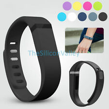 LARGE L Size Replacement Wrist Band w/ Clasp For Fitbit Flex Bracelet No Tracker
