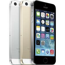 Apple iPhone 5s - (Factory Unlocked) Smartphone Gold Grey Silver 16GB 32GB 64GB