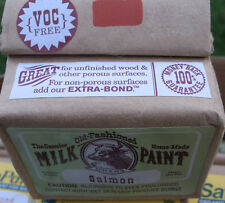 1 Pint Old Fashioned Milk Paint Powder Safe Organic - 5 Colors - USPS Priority!