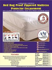 Bed bug Anti allergy,Anti Dust mite proof mattress cover protector encasement