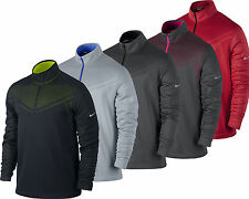 Nike Golf Dri Fit Hypervis 1/2 Zip Cover Up Pullover CLOSEOUT 619846 NWT