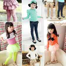 BNWT Bello Voi Stylish Girls Kids Childrens Cotton Tutu Casual Pants Trousers