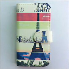 Brand New Eiffel Tower 186 wallet Flip case cover for Samsung/iphone/Nokia/HTC