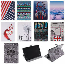 New Magnetic Flip PU Leather Stand Case TPU Cover For Apple iPad Samsung Tablet