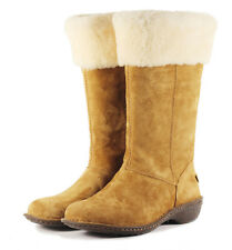 auth!!UGG AUSTRALIA WOMEN'S BOOTS classic KARYN-bailey chesnut 9 SHIP TODAY!