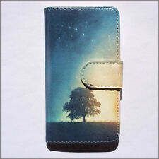 Brand new Sky Tree wallet Flip case cover for Samsung/iphone/Nokia/HTC