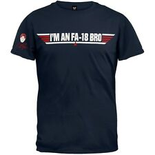 Charlie Sheen - FA-18 Bro Mens T-Shirt Dark