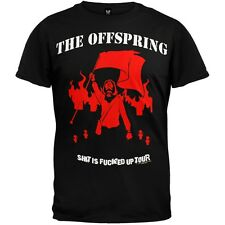 The Offspring - SIFU 09 Tour Soft Adult Mens T-Shirt