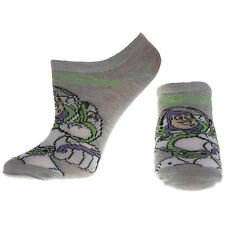 Toy Story - Buzz Lightyear Grey Socks