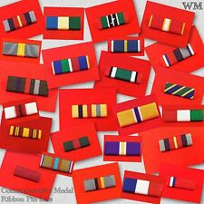 Multiple Choice Commemerative Medal Ribbon Bar Pins BFG Cold War Border Service
