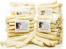 Rawhide Chews Natural Dog Treats for Medium Size Dogs, Made in USA