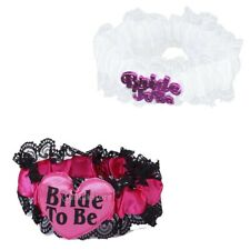 Bride to Be Garter - Hen Night Party Girls Night Out Bachelorette Bridal Shower