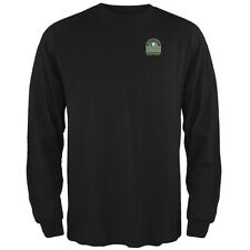 St. Patricks Day - Walsh's Irish Pub Barkeep Black Adult Long Sleeve T-Shirt