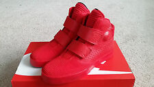 Nike Flystepper 2k3 QS Triple Red October Premium Chrome Air Yeezy Kanye West 2