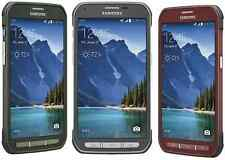 Samsung Galaxy S5 Active SM-G870A - 16GB (AT&T) Smartphone - Grey Green Red