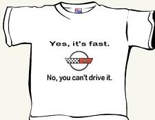 Corvette C4- T-Shirt - 7 Different Designs to Choose From - S, M, L, XL, 2XL
