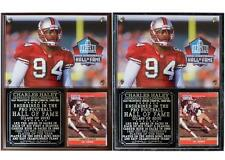 Charles Haley 2015 Pro Football Hall of Fame Photo Plaque San Francisco 49ers