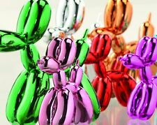 BUPPIES! Resin Balloon Dog Animal Figurine, Choose Your Color & Size!