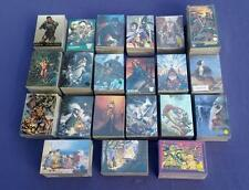 Comic & Fantasy Art Trading Cards Sets  Choose from a selection of Card Sets