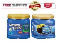 Maxwell House Original Roast Ground Coffee REGULAR or DECAF FREE SHIPPING