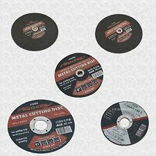 """METAL CUTTING & GRINDING DISCS 14"""" 12"""" 9"""" 4.5"""" / 115 First Class Postage"""