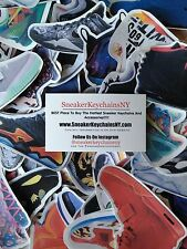 Jordan Nike LeBron Kobe KD Sneaker Box Stickers!!!! High Quality!! Great Price!!