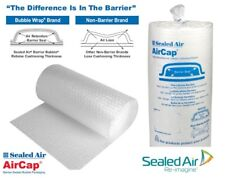Aircap Bubble Wrap Small or Large Bubble 300 500 or 750mm Wide