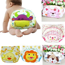 Lovely Boy Baby Girl Infant Pee Potty Diaper Training Pants Underwear Cloth