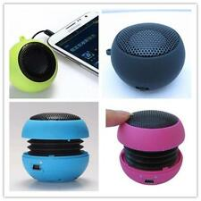 Mini Portable Travel Bass Buddy Speaker for iPod iPhone MP3 Mobile Phone FA UK