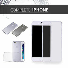 Apple iPhone 6 / 6 Plus Cover Case Screen Protector TPU  Transparent, Glossy