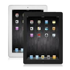 Apple iPad 4th Generation 32GB Tablet w' Retina Display, Wi-Fi Black/White A1458