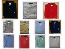 NWT Brand New Polo Ralph Lauren SOFT TOUCH INTERLOCK Shirt  S M L XL XXL