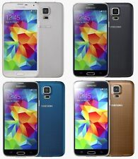 New Samsung Galaxy S5 G900A 16GB AT&T Unlocked GSM 4G LTE Cell Phone