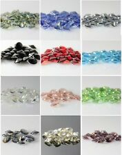 8mm flying saucer swarovski crystal beads 16pcs color&quantity optional