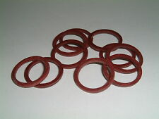 """1/2"""" Red Fibre Washer for Tap Connector"""