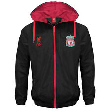 Liverpool FC Official Football Gift Mens Shower Jacket Windbreaker (RRP £39.99!)