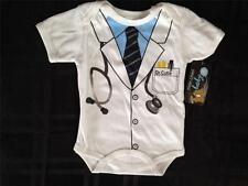 Baby Boy Clothes : Mon Cheri Baby DOCTOR CUTIE Boy Baby Doctor Shirt Bodysuit