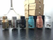 DOGE V2 V4 WIDE BORE COMPETITION RDA 6Colors Top Quality CLONE
