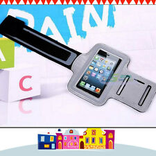 Gym Sports Workout Running Adjustable Armband Case Holder For Apple Samsung 1pc