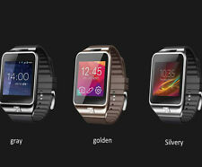 NEW!Bluetooth WristWatch Smart Watch for iPhone 6 Sumsung S6 Edge/S6 S5 Note 4 3