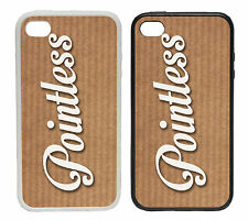 Pointless Inspired - Rubber and Plastic Phone Cover Case Deyes Vlogger